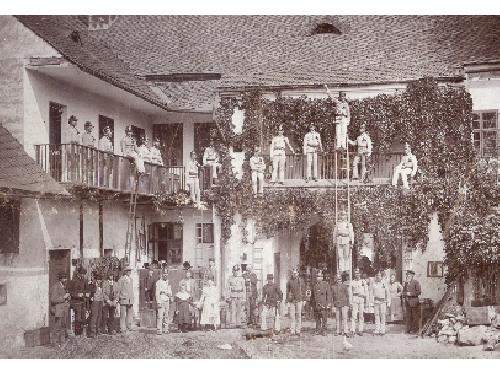 Hasičský sbor v roce 1919