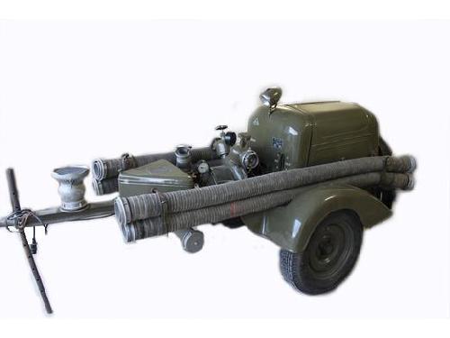 Motorová stříkačka DS (ilustrativní foto)