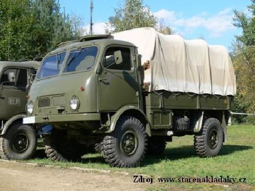 Tatra 805 (ilustrativní foto)
