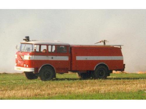 CAS 25 - ŠKODA 706 RTHP