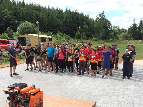 Bobr Cup 2017 a taneční zábava